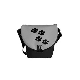 Pets Paw Prints Bags