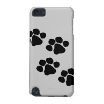 Animal Paw Prints iPod Touch (5th Generation) Case