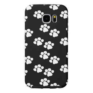 Animal Paw Prints Samsung Galaxy S6 Case