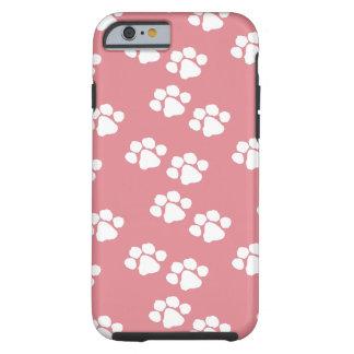 Animal Paw Prints Tough iPhone 6 Case