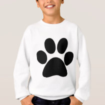 Animal Paw Sweatshirt