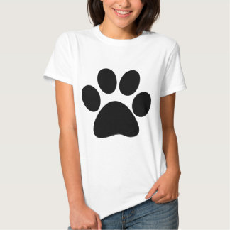 Animal Paw Tee Shirt