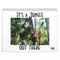 Animal Photography calendar