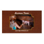 Animal - Pig - Feeding piglets Double-Sided Standard Business Cards (Pack Of 100)