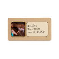 Animal - Pig - Feeding piglets Label