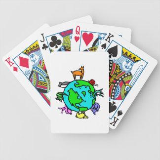 Animal Planet Bicycle Playing Cards