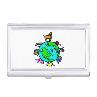 Animal Planet Business Card Holders
