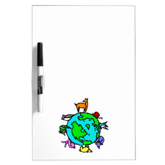 Animal Planet Dry-Erase Board