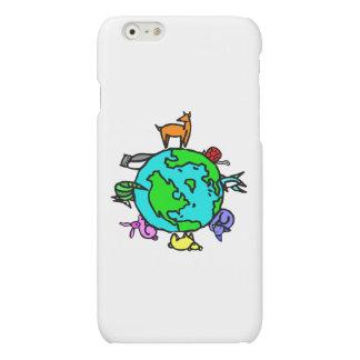 Animal Planet Matte iPhone 6 Case