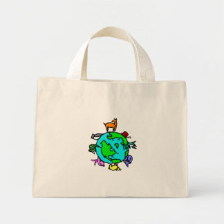 Animal Planet Mini Tote Bag