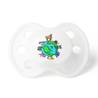 Animal Planet Pacifiers