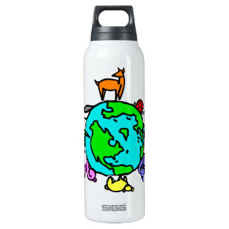 Animal Planet Thermos Bottle