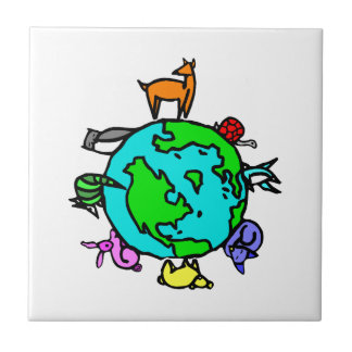 Animal Planet Tiles