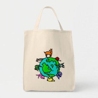 Animal Planet Tote Bag