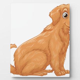 Animal Photo Plaque