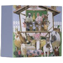 Animal Playhouse Binder
