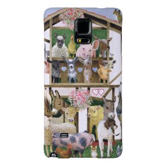 Animal Playhouse Galaxy Note 4 Case