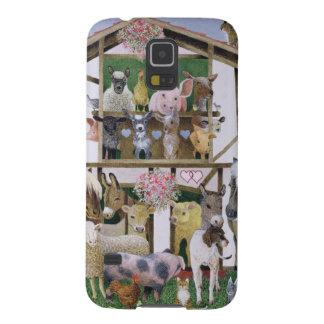 Animal Playhouse Galaxy S5 Covers