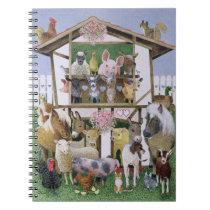 Animal Playhouse Notebook