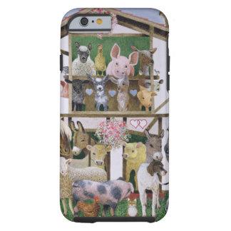 Animal Playhouse Tough iPhone 6 Case