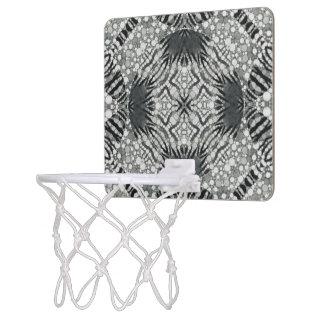 Animal Print Abstract Basketball Hoops Mini Basketball Hoop