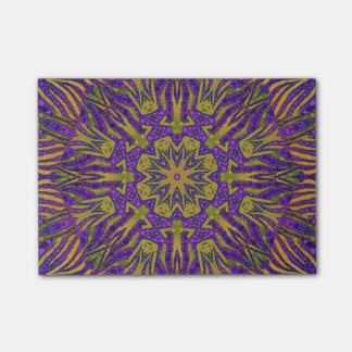 Animal Print Abstract Post-it® Notes