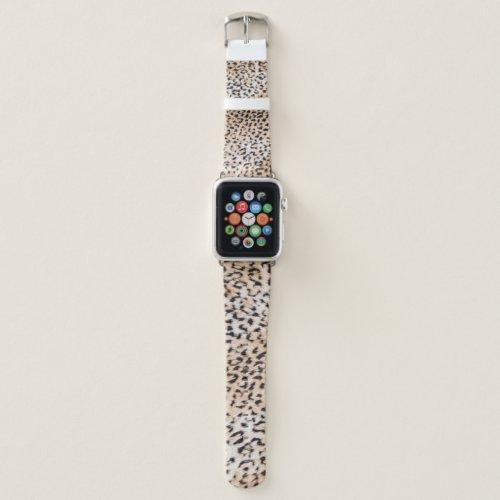 Animal Print Apple Watch Band
