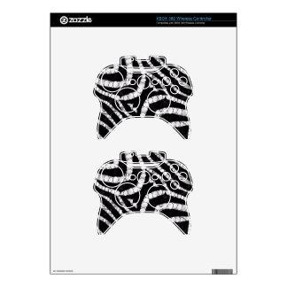 Animal Print Bling Xbox 360 Controller Skins
