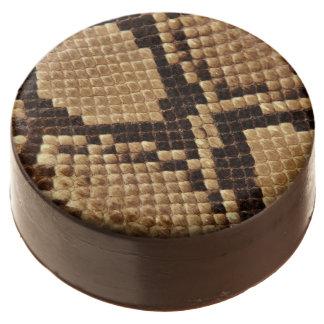 Animal Print Diva Chocolate Covered Oreo