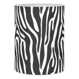 Animal Print Flameless Candle