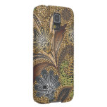Animal Print Floral Paisley Galaxy S5 Case