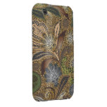 Animal Print Floral Paisley iPhone 3 Covers
