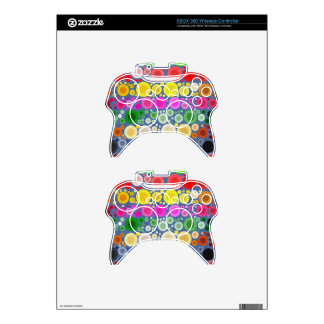 Animal Print Game Controller Decals Xbox 360 Controller Decal
