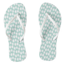 Animal Print in Sea Foam | Sandals