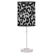 Animal Print Lamps