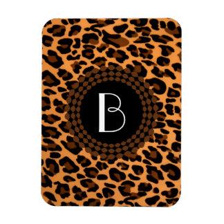 Animal Print Leopard Pattern Flexible Magnet
