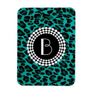 Animal Print Leopard Pattern Magnet