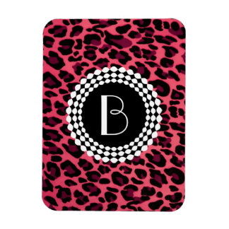 Animal Print Leopard Pattern Magnets