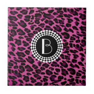 Animal Print Leopard Pattern Ceramic Tiles