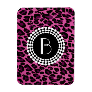 Animal Print Leopard Pattern Vinyl Magnets