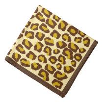 animal print,leopard spots bandana