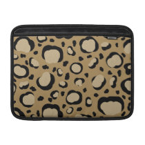 Animal Print Macbook Air Sleeve