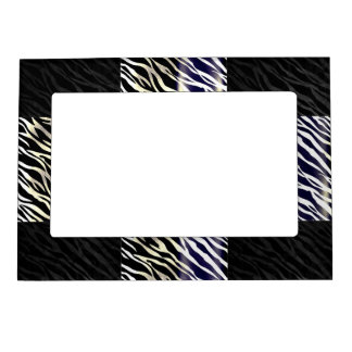 Animal Print Magnetic Picture Frame