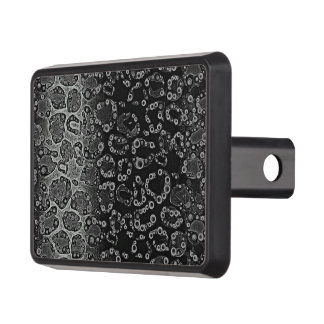Animal Print Pattern Car Hitch Covers