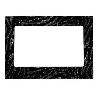 Animal Print Pattern Premium Framed magnets Photo Frame Magnets