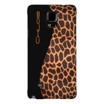 Animal Print Samsung Galaxy Note 4 Case