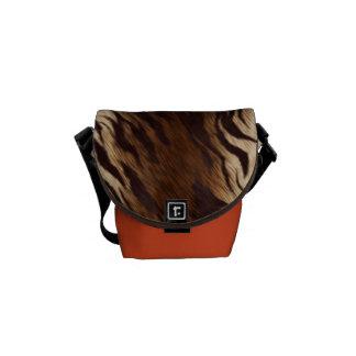 Animal Print Shoulder Bag