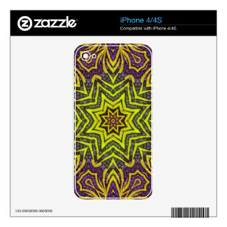 Animal Print Decal For iPhone 4