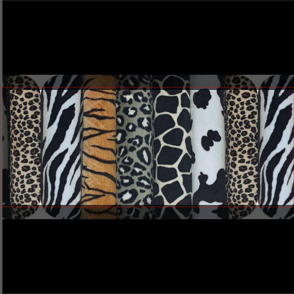 Animal print table lamps geotapseo Choice Image