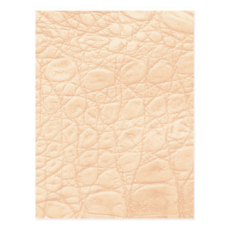 Animal Print Texture in Pink! Classic + Modern Postcard